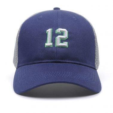 3d embroidery 5 panels sports mesh cap trucker hats