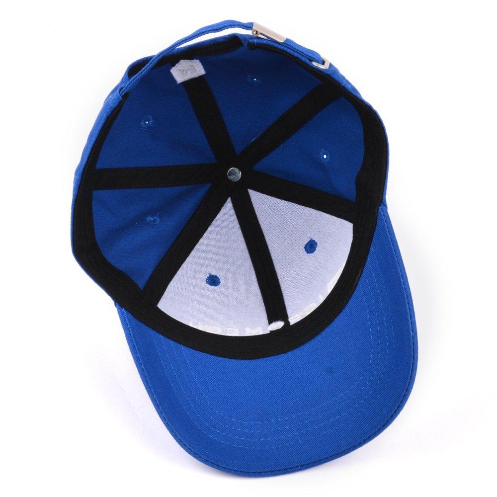 plain cotton sports baseball caps