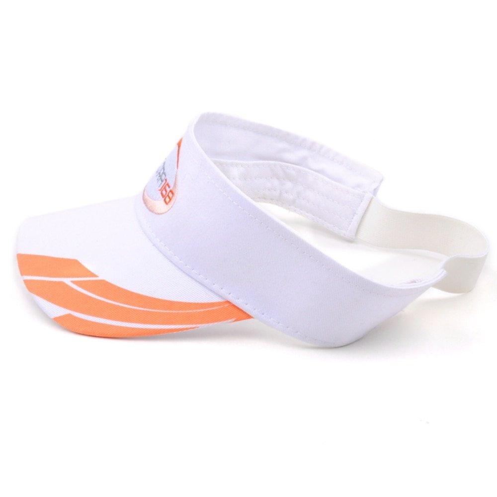 adjustable embroidery sports cap visor hat