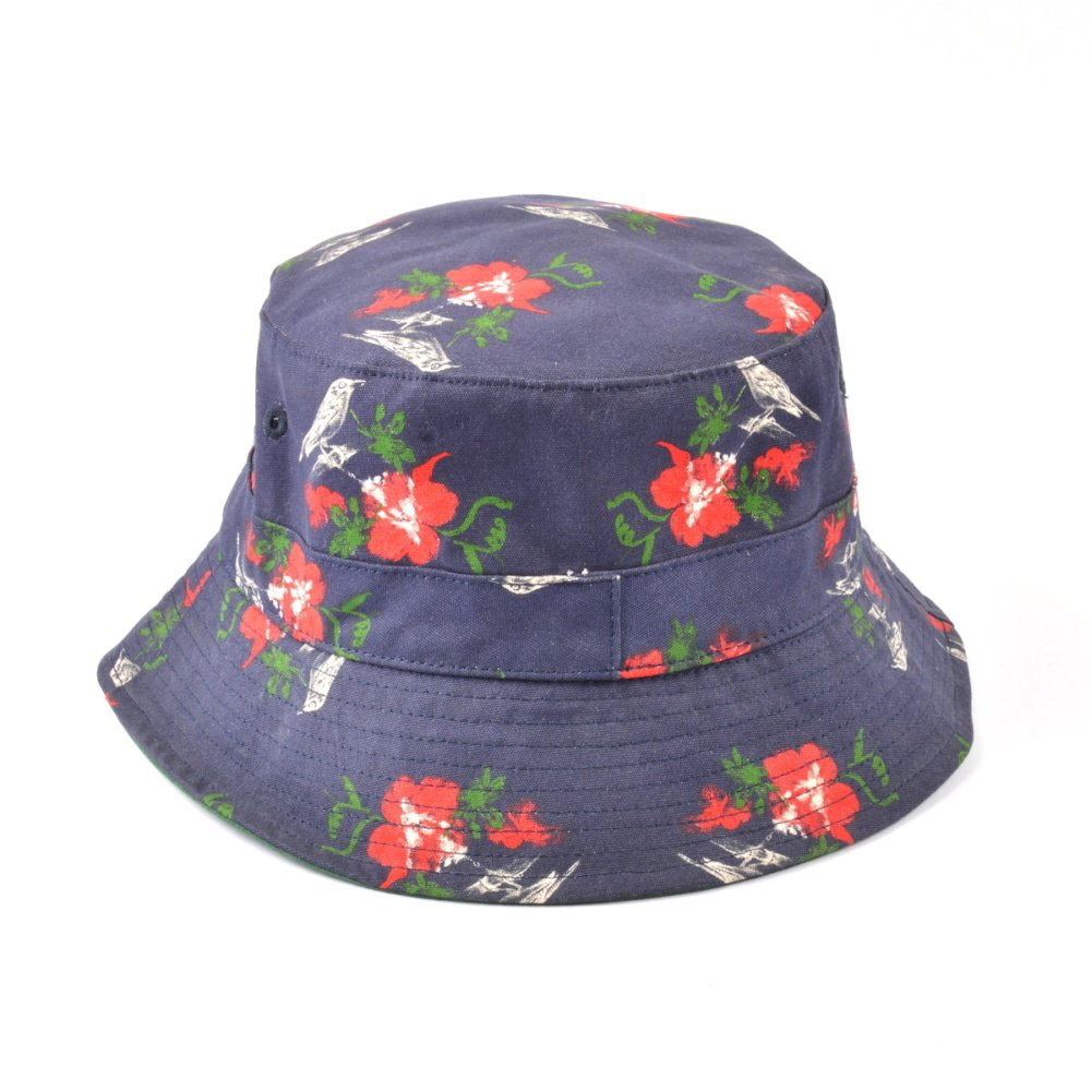 women all printing bucket hats design