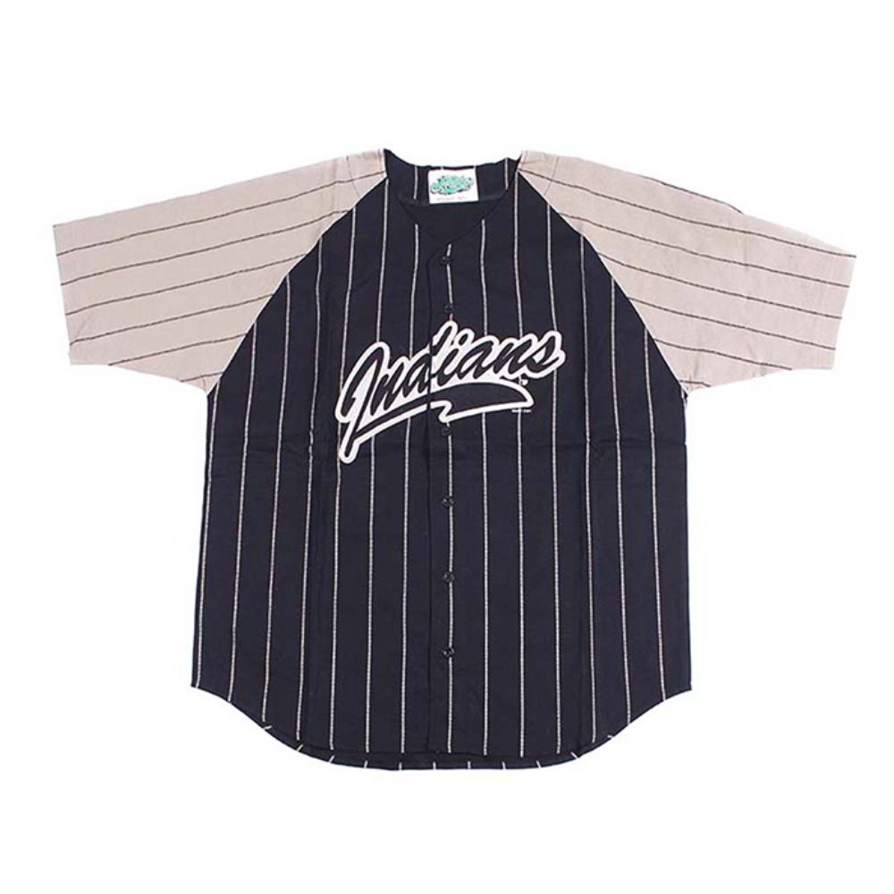custom V-Neck Splicing T-Shirts baseball jerseys with botton