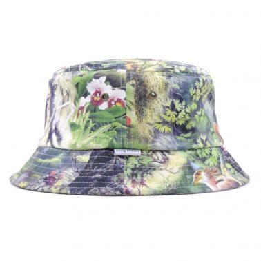 printed wholesale bucket hats china supplier