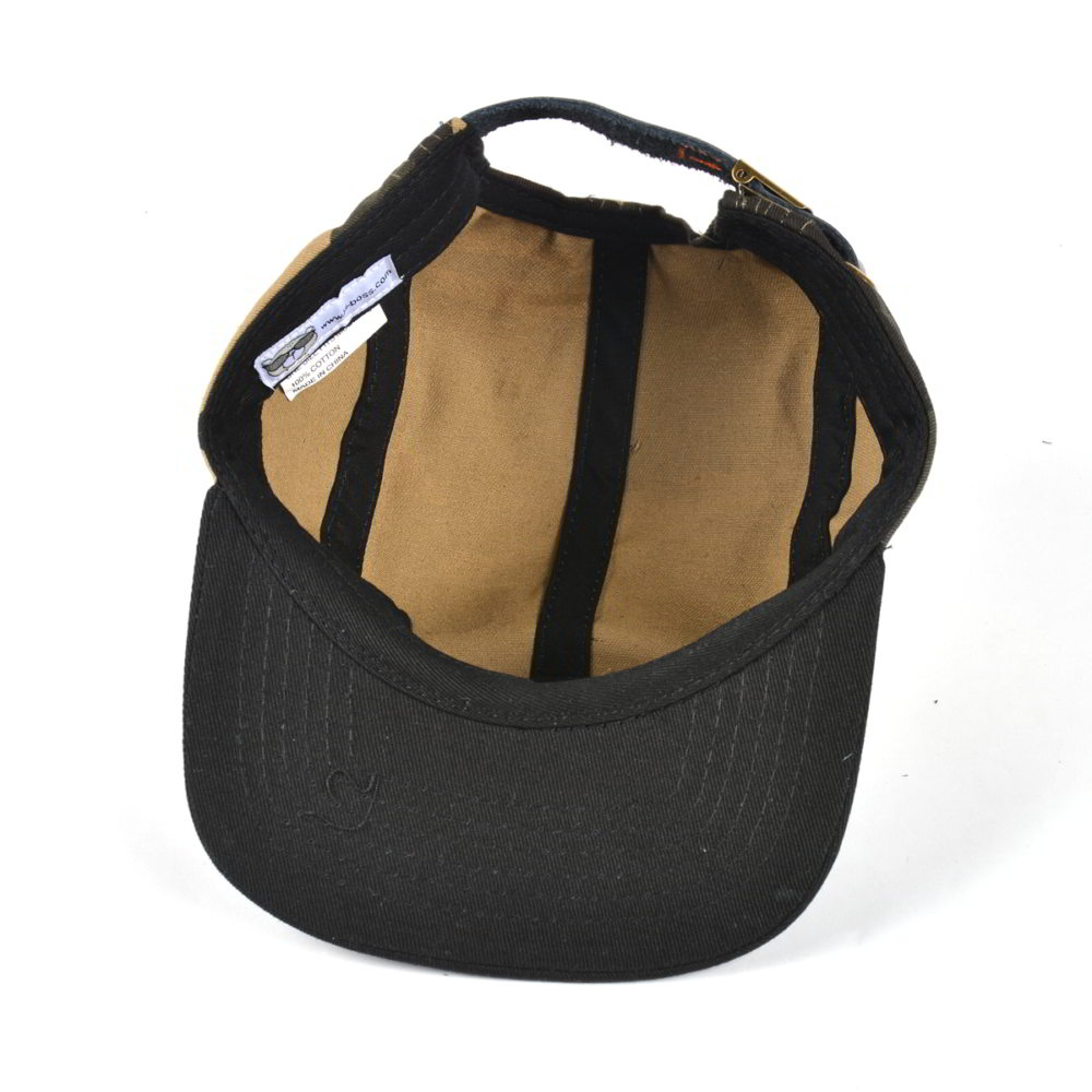 custom camo children hats 5 panels cap