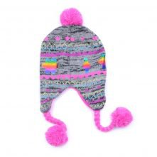 pom cute winter caps baby beanies hats