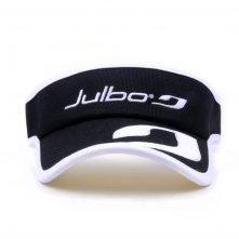 black embroidery sports cap sun visor hat