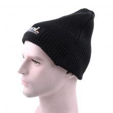 mens black slouchy winter caps beanie
