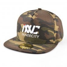 6 panels adjustable embroidery camo snapback caps
