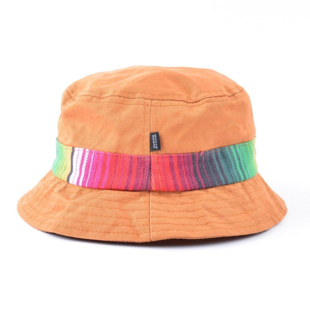 cotton bucket hats design logo custom