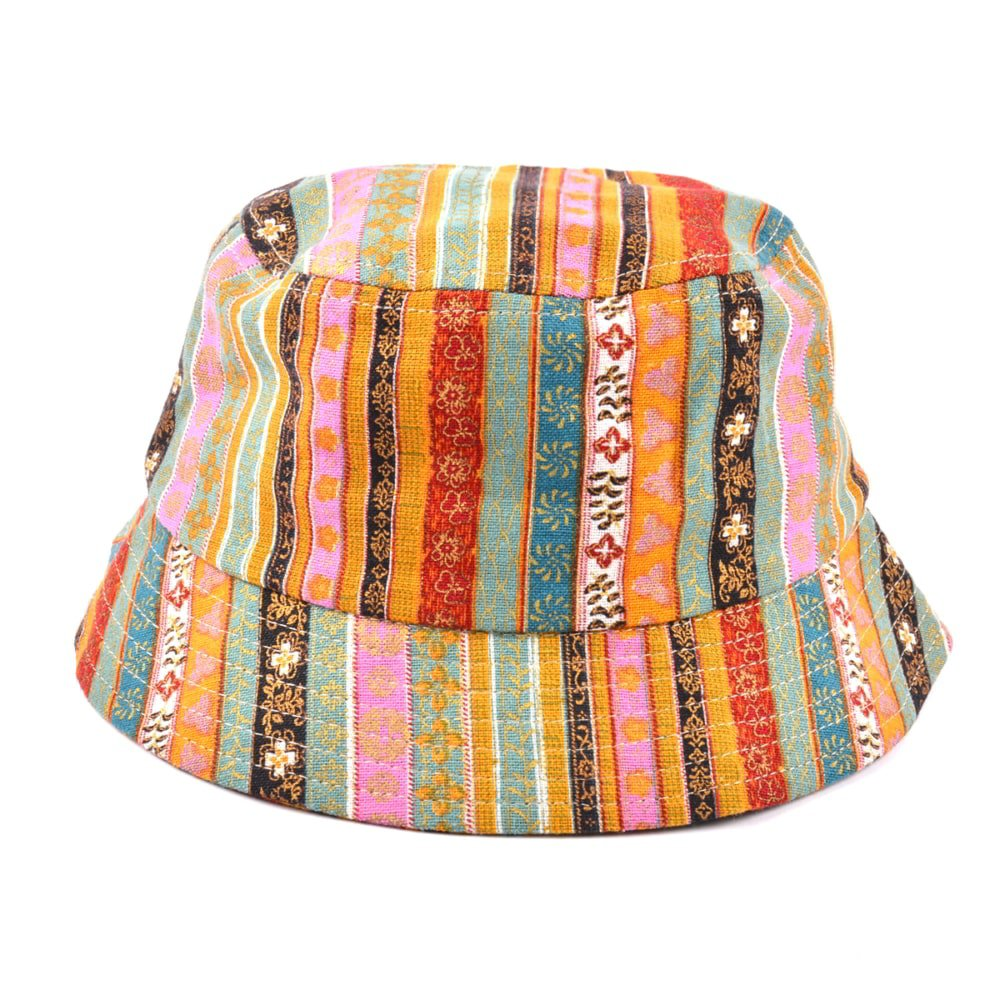 printing bucket hats design logo custom