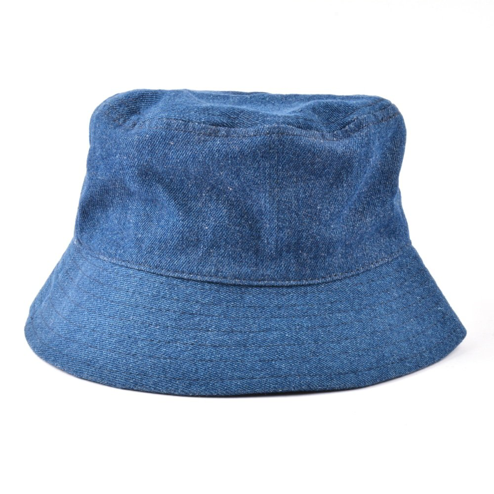 plain embroidery design logo bucket hats custom