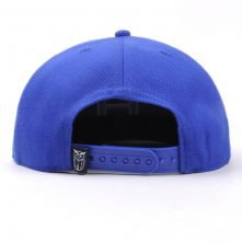 high quality embroidery black snapback caps