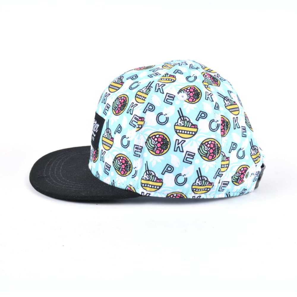 custom printing children hats with logo