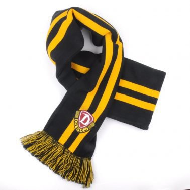 acrylic knitted scarf designer sport scarf for men