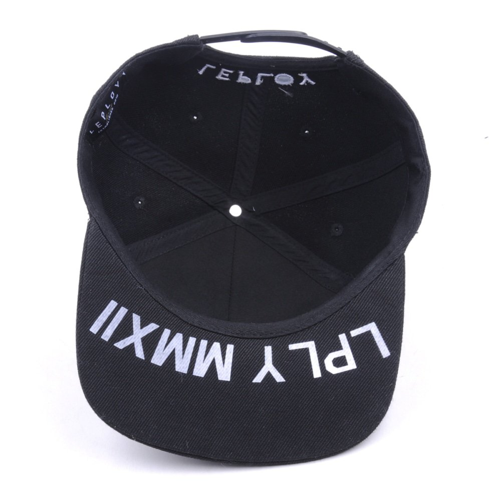 aungcrown custom snapback caps