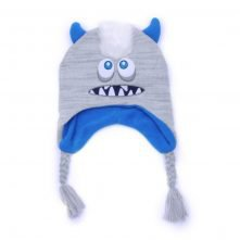 cartoon logo acrylic cute beanies baby hats