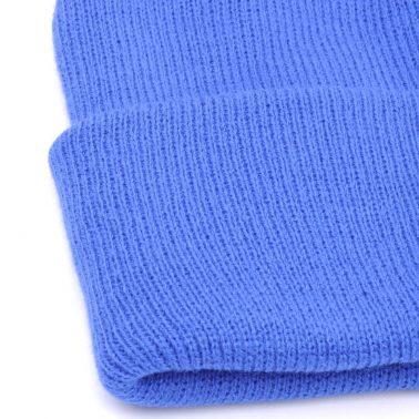 plain winter caps design cuffed beanies