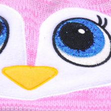 winter caps cartoon earflap acrylic baby beanies
