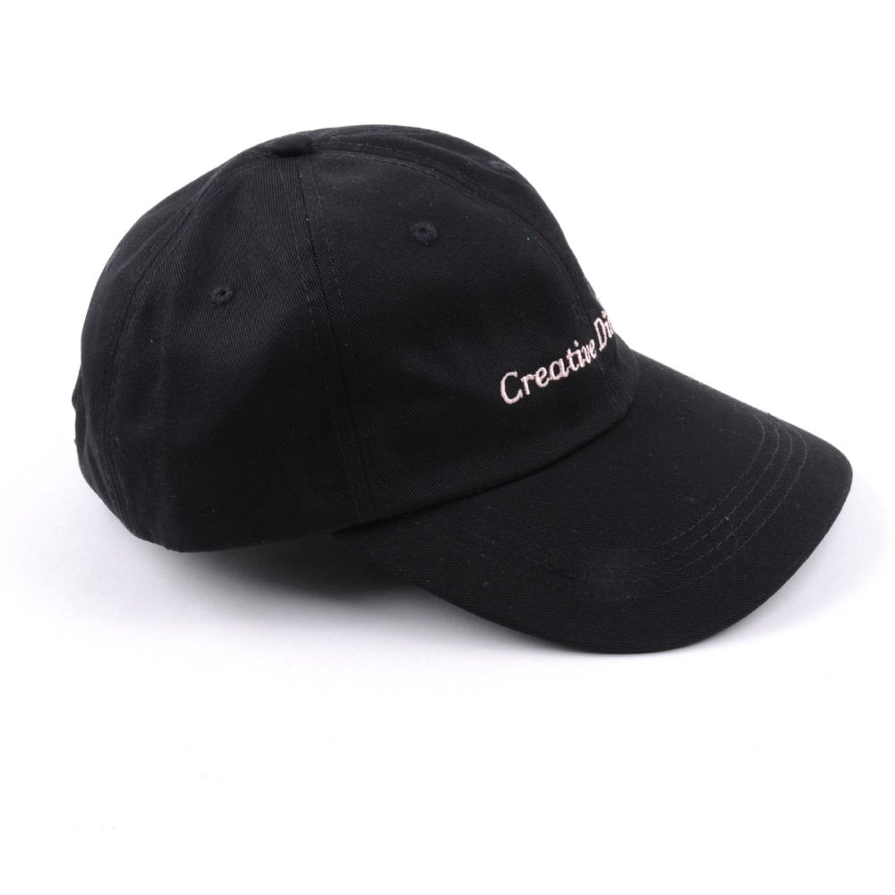 6 panels adjustable cotton dad hat