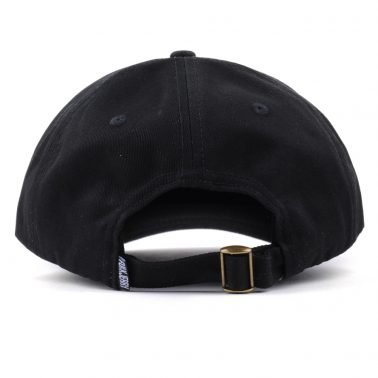6 panels adjustable cotton dad hat