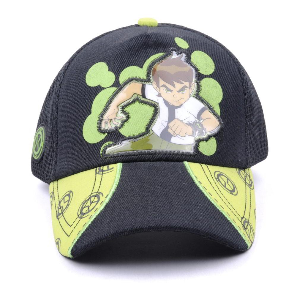 cartoon children caps trucker hats custom