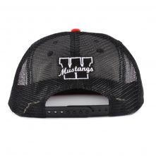 embroidery black snapback trucker caps