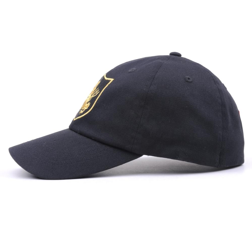 plain embroidery flexfit baseball black caps