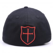 plain embroidery flexfit baseball black caps