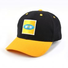 embroidery logo two color sports baseball caps