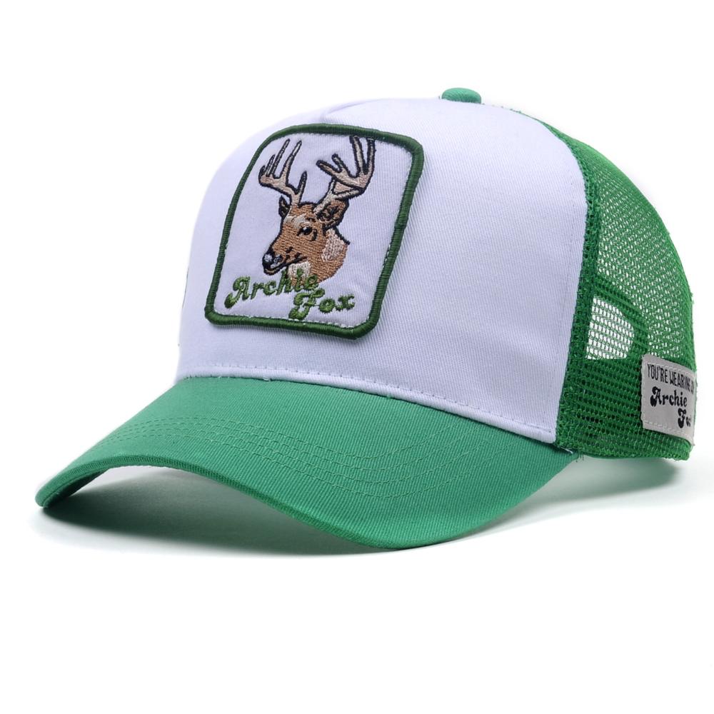 plain embroidery baseball trucker mesh caps