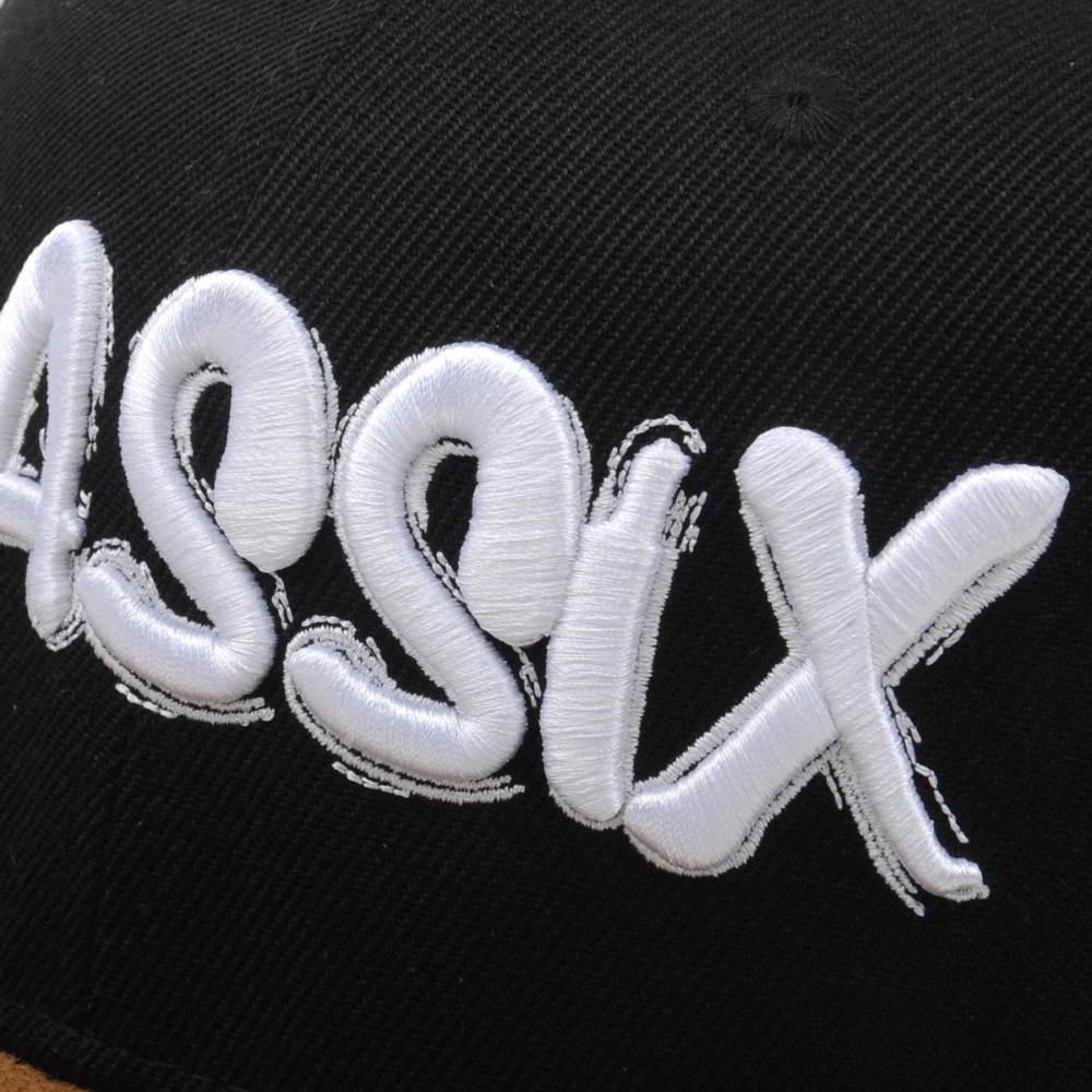 3d embroidery logo suede brim snapback caps