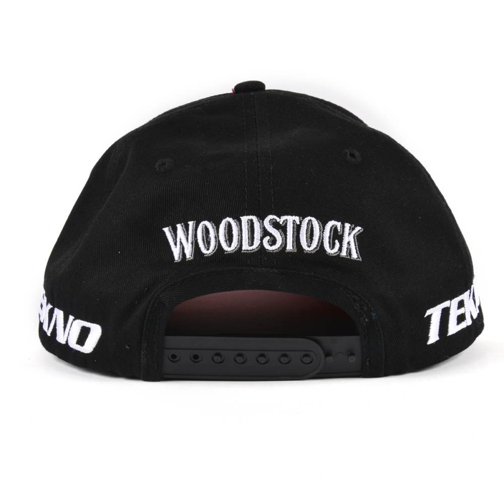 3d embroidery sports black baseball caps custom