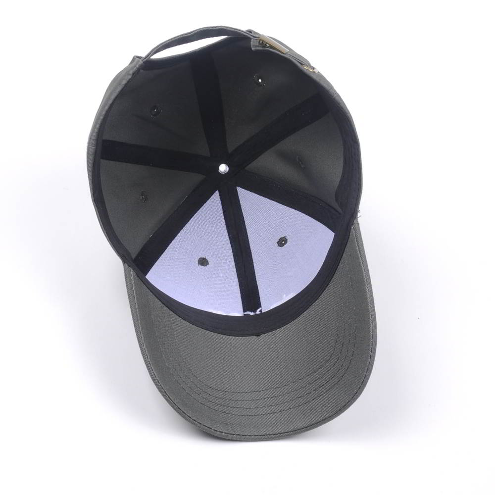 cotton adjustable plain logo sports hats baseball caps