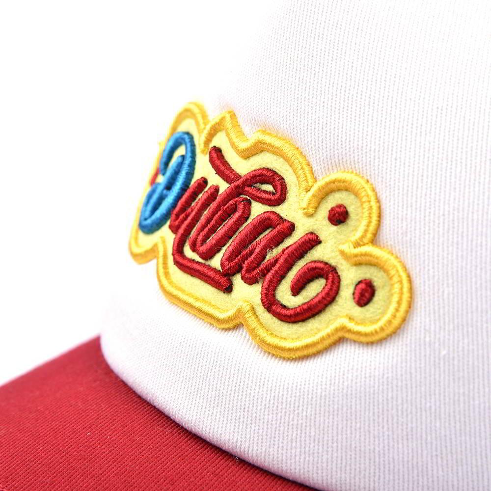 embroidery logo sports baseball trucker hats