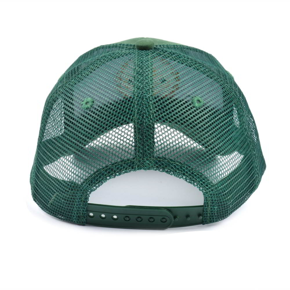 flat embroidery sports baseball trucker caps