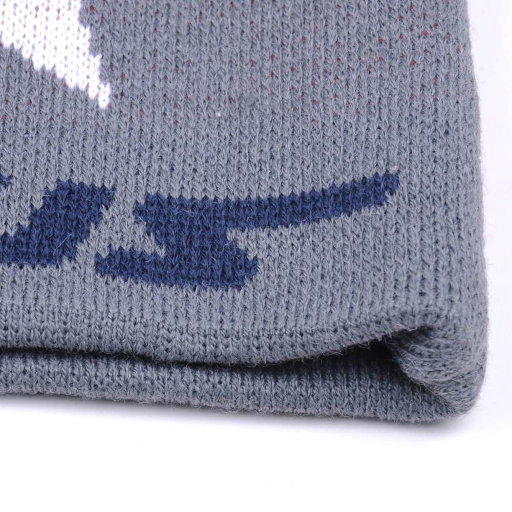 plain jacquard winter caps beanies hats custom