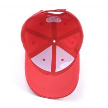 printing logo red baseball caps sports hats