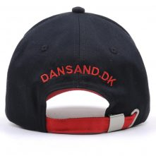 sandwich brim plain embroidery sports baseball caps custom