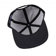 embroidery patch 6 panels snapback flat caps
