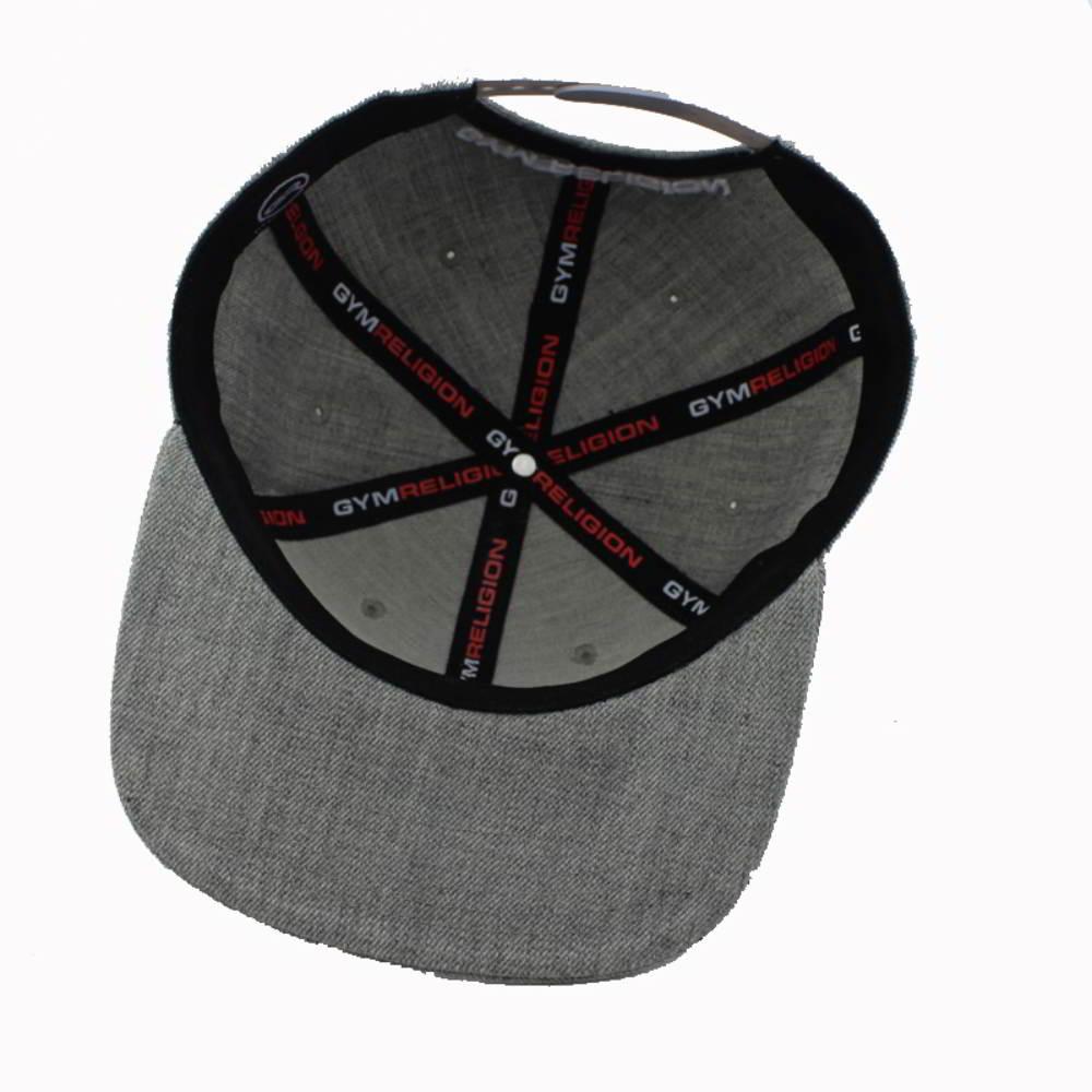plain 3d embroidery acrylic wool snapback hats