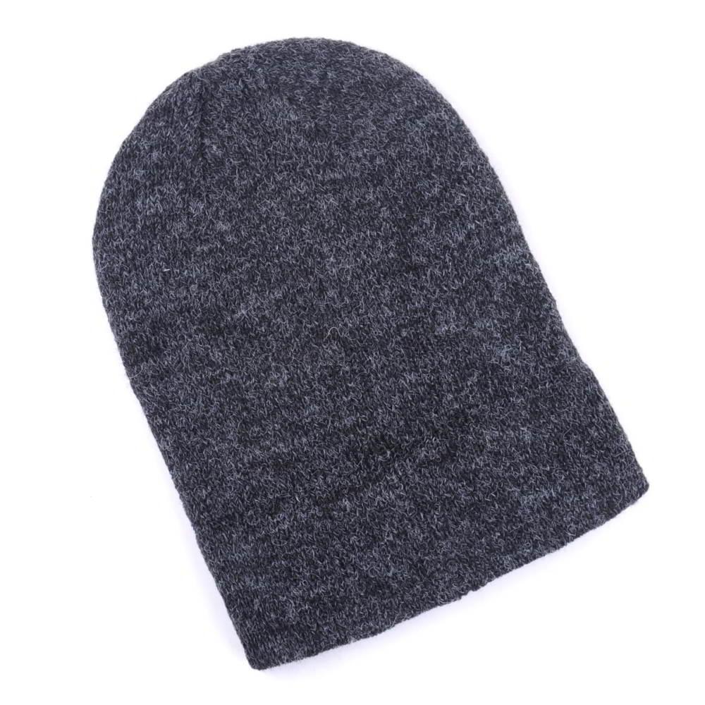 plain no logo winter slouchy beanies hats
