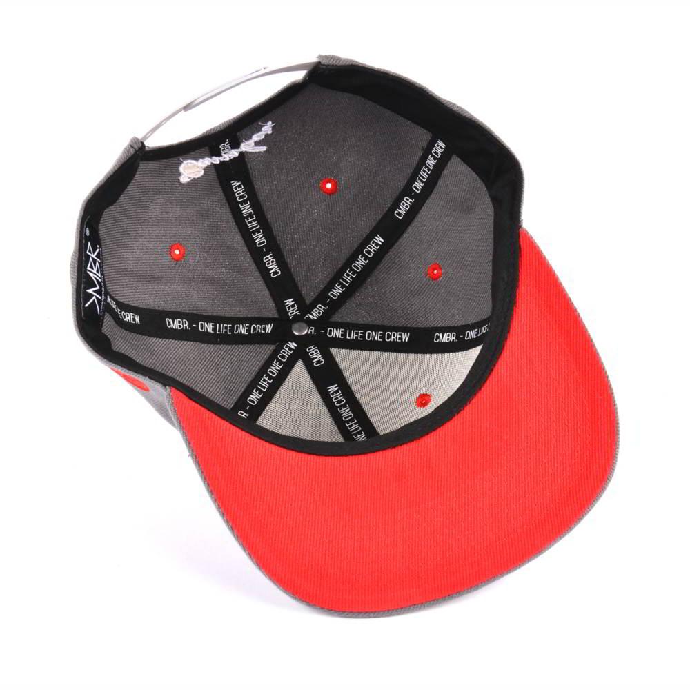 plain patch flat bill snapback hats custom