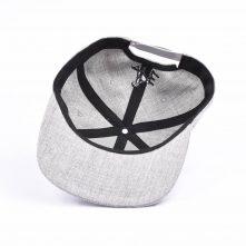 3d embroidery acrylic wool snapback hats