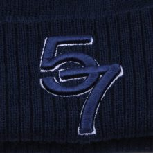 3d embroidery pom winter cuffed beanies caps