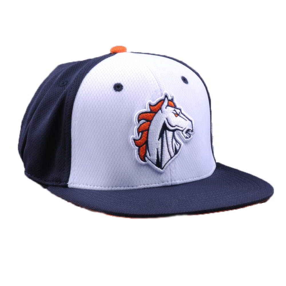 3d embroidery two color fitted snapback hats