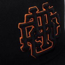 plain 3d embroidery black snapback cpas