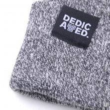 plain logo gray winter cuffed beanies custom