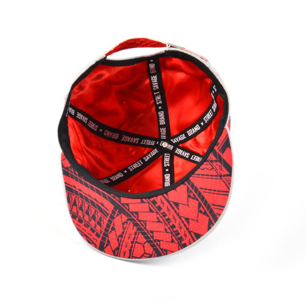 3d embroidery adjustable snapback caps custom