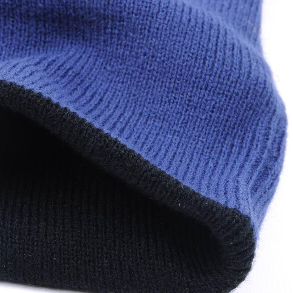 design logo plain custom beanies cuffed winter caps