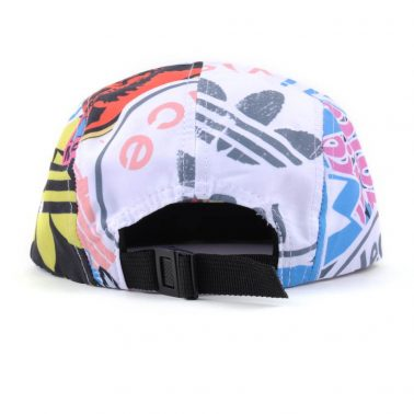 digital printing snapback 5 panels caps
