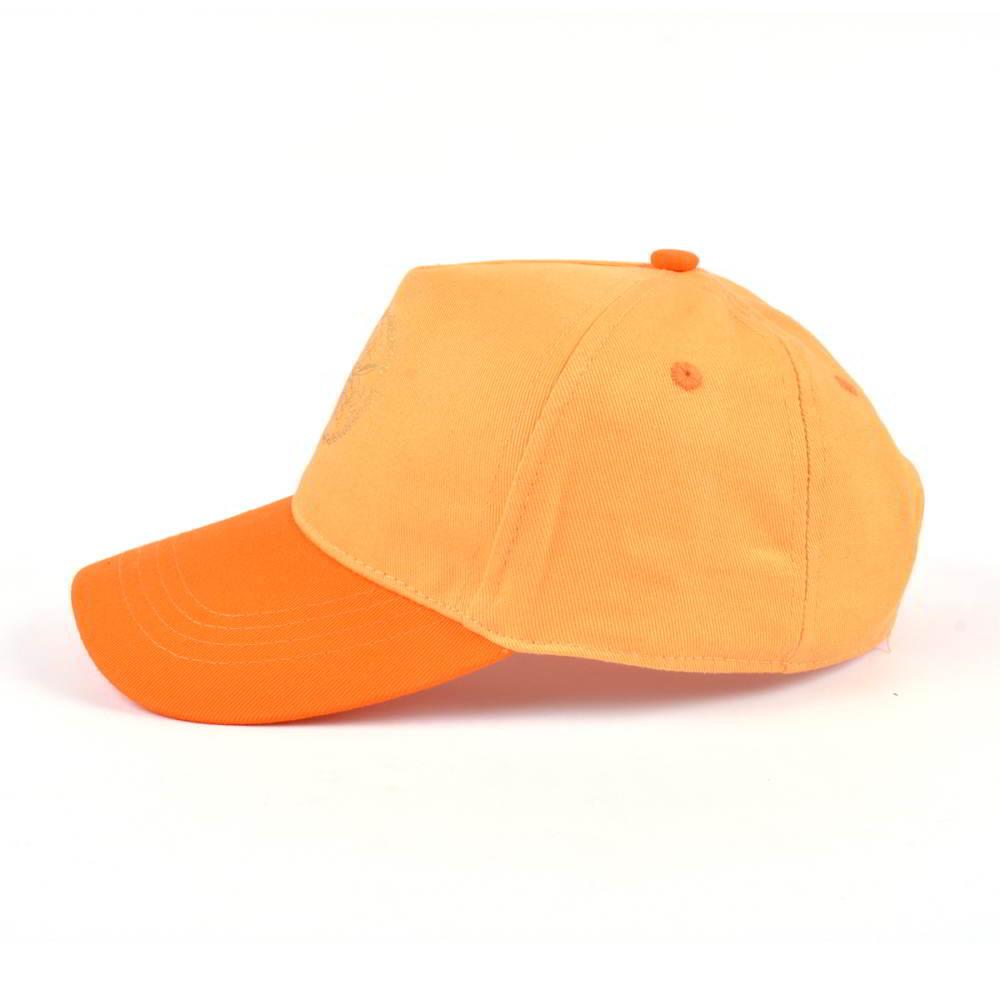 two tone plain blank without logo baseball hats